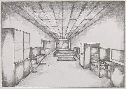 Interior Design Drawing Room on Houzz Com  Living Room Perspective Drawing Design Ideas And Photos