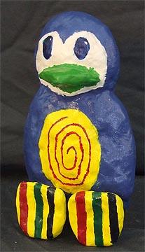 Oaxacan Sculpeyfoil