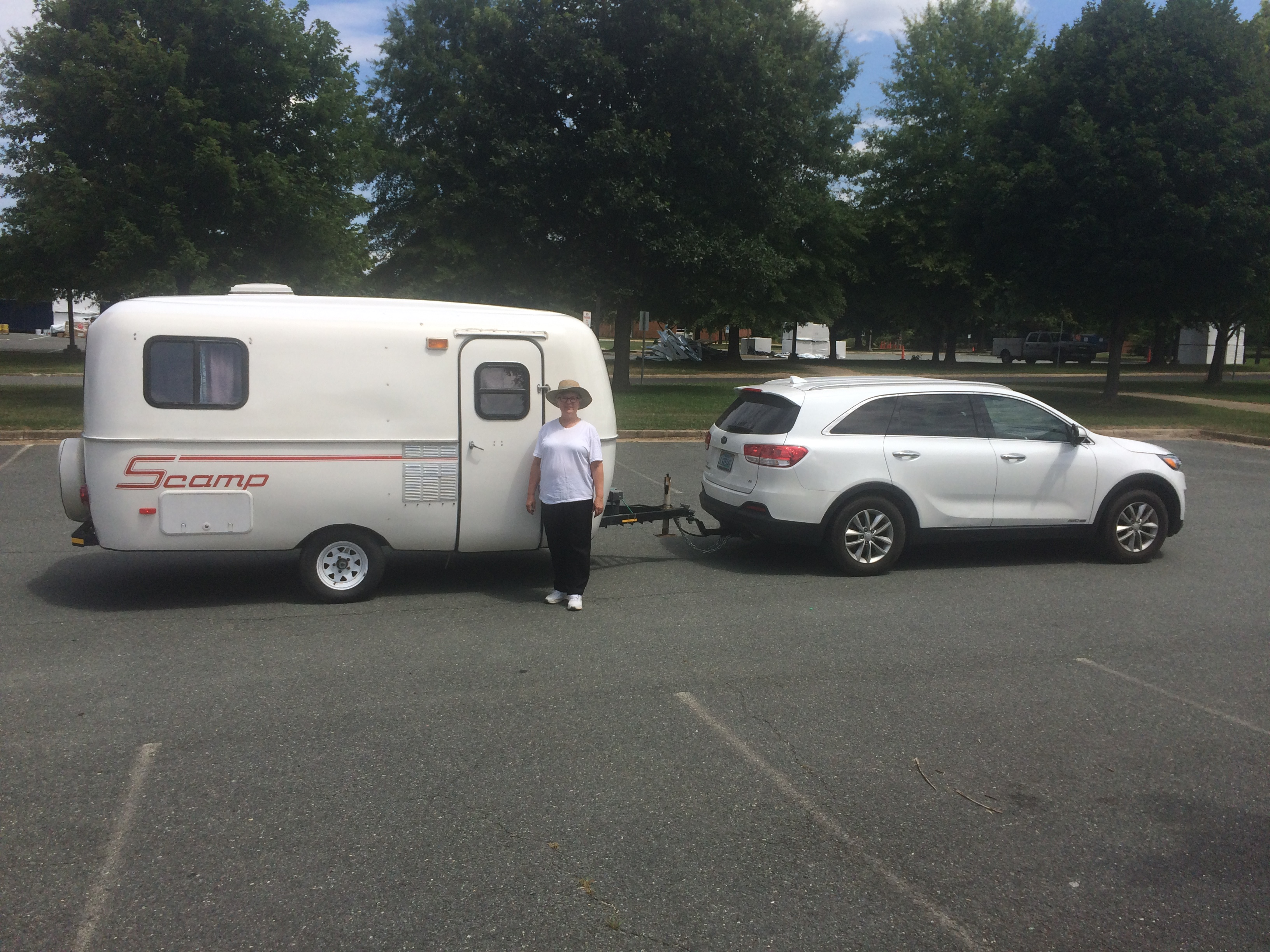 Towing Soul Journer Jpg 3264x2448 Kia Soul Towing