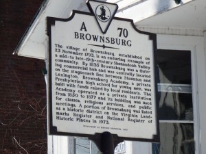 11-Brownsburg-Marker-Rt.252