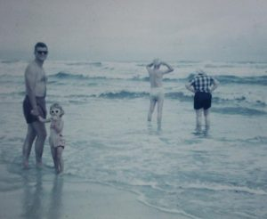 Bob-Sharon-BarrettGrandparents-Daytona1959