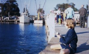 Sharon-Fishing-April1967